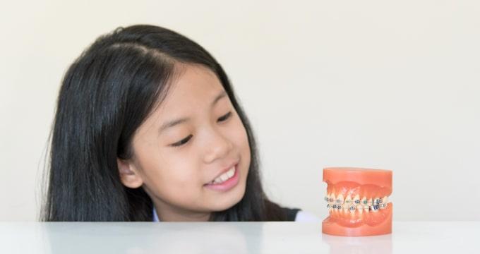 子供の歯並び矯正